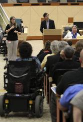 Senator Richard Pan speaking